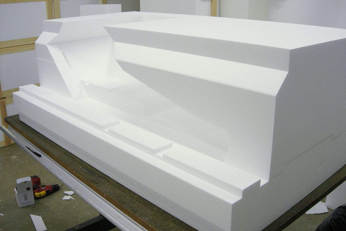 Refractory Precast Moulds